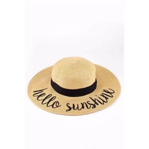 A Mermaid s Epiphany Accessories - 🆕Hello Sunshine Embroidered Floppy Sun  Hat 138d298fb3e2